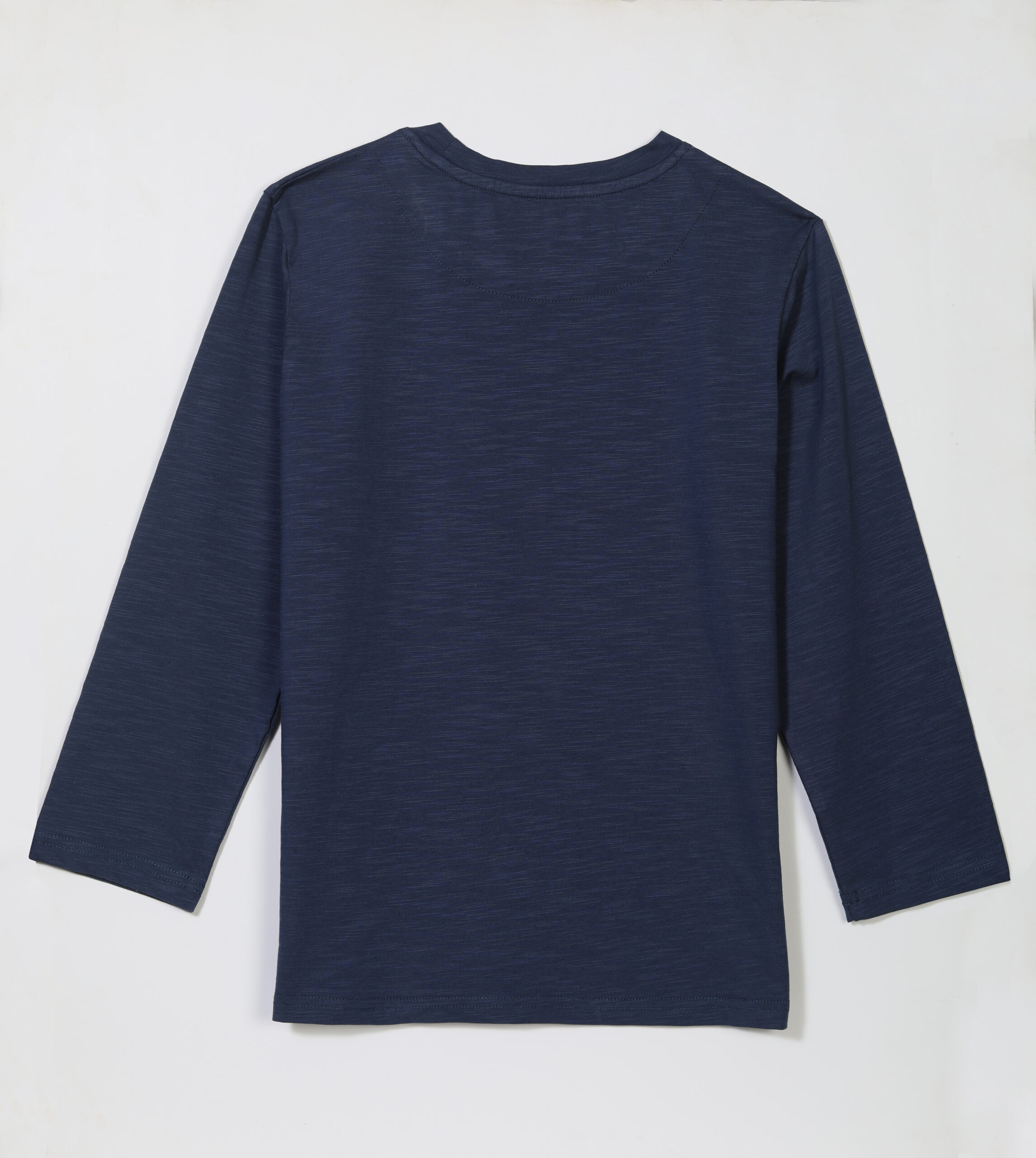 boy bugshield mosquito repellent tshirt blue back