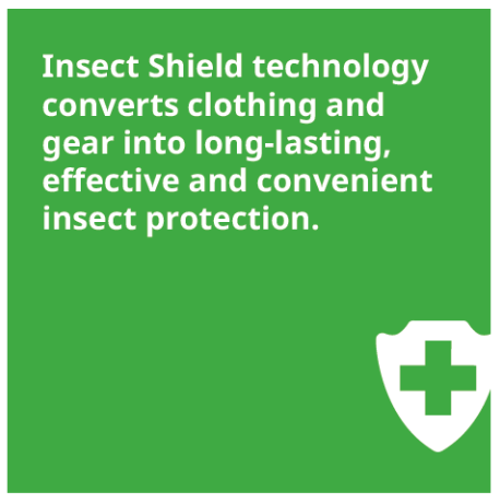 Insect shield technology