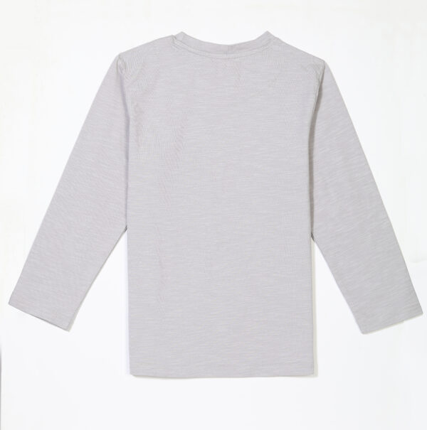 boy bugshield mosquito repellent light grey back