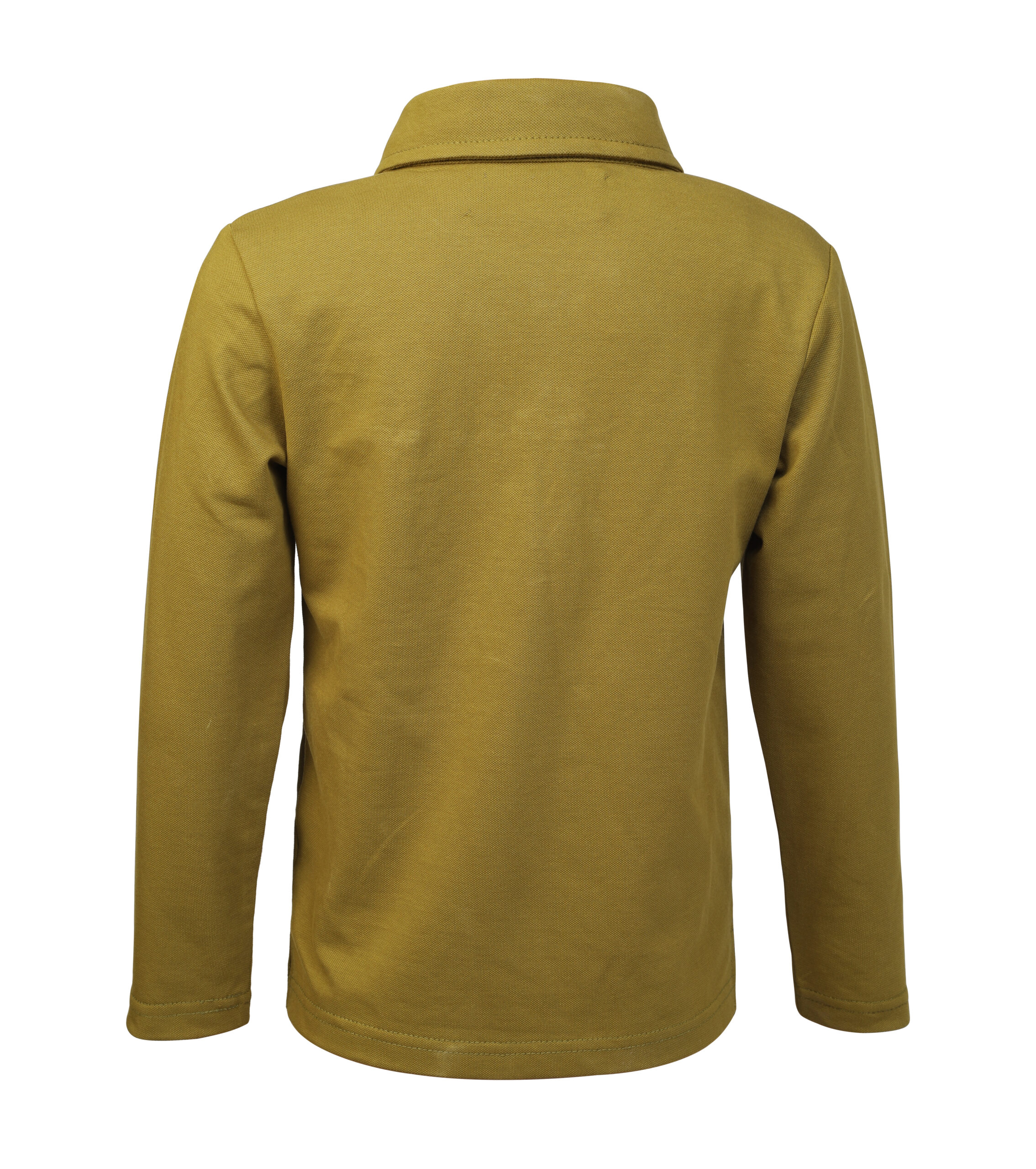 boy mosquito repellent olive polo back