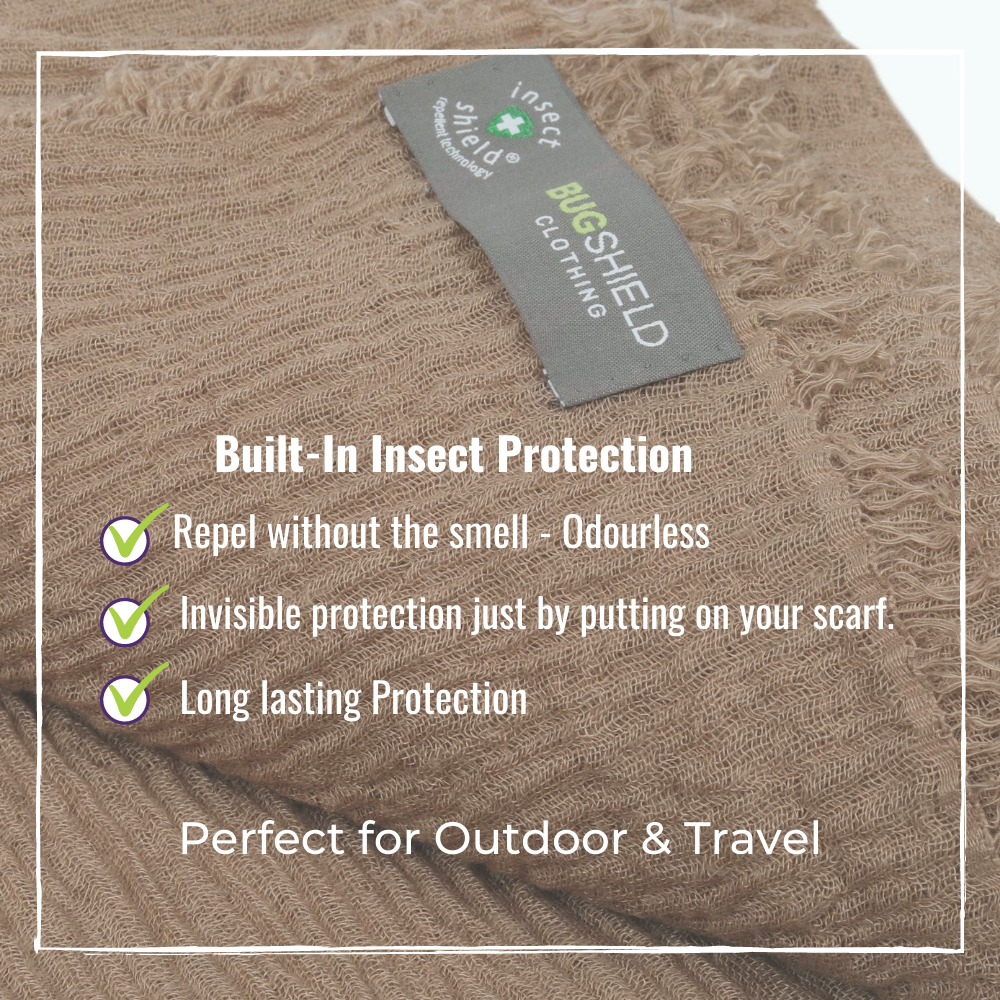 bugshield advantages beige