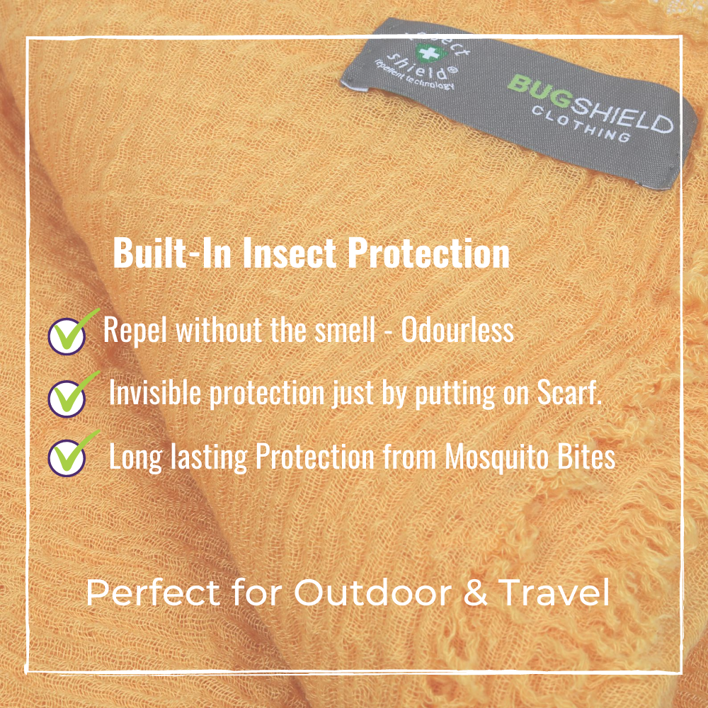 bugshield advantages yellow